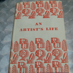 Readers Union An Artist's Life by Sir Alfred Munnings 1955 hardback book @SOLD@